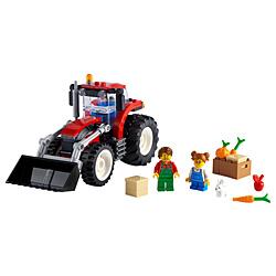 LEGO(レゴ) 60287 シティ トラクター