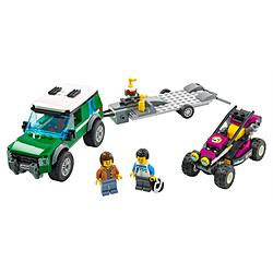 LEGO(レゴ) 60288 シティ レースバギー輸送車