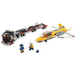 LEGO(レゴ) 60289 シティ 航空ショーのジェット輸送車