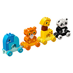 LEGO(レゴ) 10955 デュプロ はじめてのデュプロ どうぶつれっしゃ