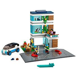 LEGO(レゴ) 60291 シティ モダンハウス ロードプレート付