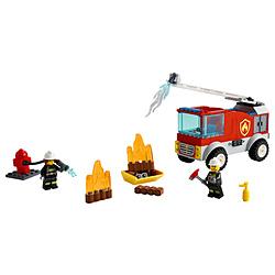 LEGO(レゴ) 60280 シティ 消防はしご車