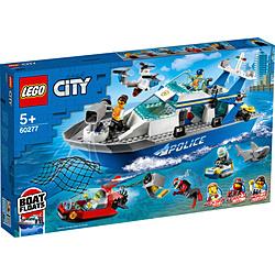LEGO(レゴ) 60277 シティ ポリスパトロールボート