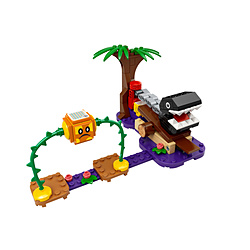 LEGO(レゴ) 71381 スーパーマリオ ワンワン の とつげき! チャレンジ