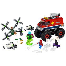 LEGO(レゴ) 76174 スーパー・ヒーローズ スパイダーマンのモンスタートラック vs.ミステリオ