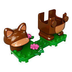 LEGO(レゴ) 71385 スーパーマリオ タヌキマリオ パワーアップ パック
