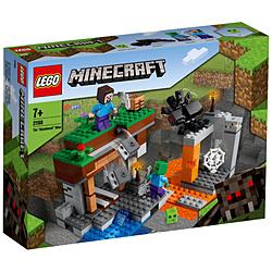 LEGO(レゴ) マインクラフト 21166 廃坑の探検