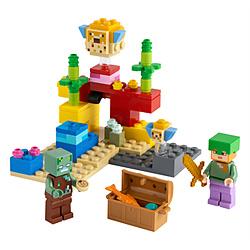 LEGO(レゴ) 21164 マインクラフト サンゴ礁