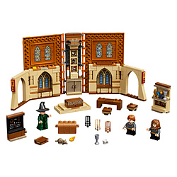 LEGO(レゴ) 76382 ハリーポッター ホグワーツ(TM)の教科書:変身学