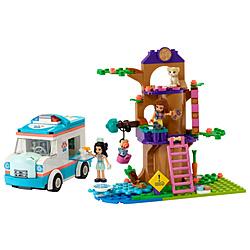 LEGO(レゴ) 41445 フレンズ どうぶつクリニックの救急車