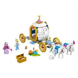 LEGO(レゴ) 43192 ディズニープリンセス シンデレラ シンデレラの馬車