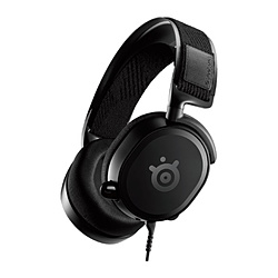 SteelSeries 61487 ゲーミングヘッドセット Arctis Prime ブラック [φ3.5mmミニプラグ /両耳 /ヘッドバンドタイプ]