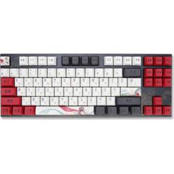 ゲーミングキーボード Beijing Opera ANSI VA87 Cherry MX 赤軸(英語配列)  vm-va87-ll3dj2pv-red [USB /有線]