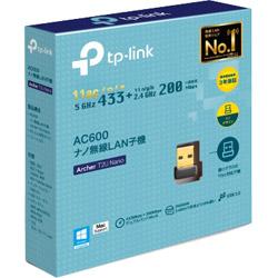 Archer T2U Nano 無線LAN子機 [ac/n/a/g/b]
