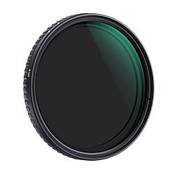 NANO-X バリアブル(可変式) NDフィルター 52mm 減光範囲ND8〜ND128 KF-52NDX8-128