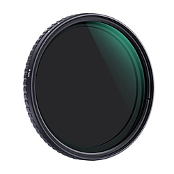 NANO-X バリアブル(可変式) NDフィルター 62mm 減光範囲ND8〜ND128 KF-62NDX8-128