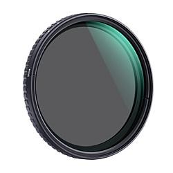 NANO-X バリアブル(可変式) NDフィルター 58mm 減光範囲ND2〜ND32 KF-58NDX2-32