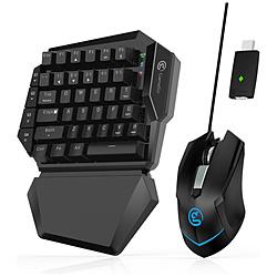 GameSir VX AimSwitch ゲーミングキーボード&マウス PS4/PS3/Switch/Xbox One/WindowsPC対応