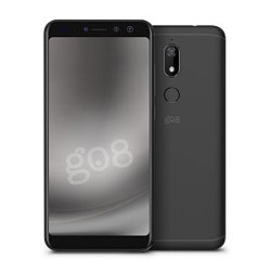 gooのスマホ g08 ブラック 「VIEWPRIME-BLACK」Android 7.1 5.7型 メモリ/ストレージ:4GB/64GB nanoSIM×2 SIMフリースマートフォン [Android7.0~ /64GB] VIEWPRIME-BLACK ブラック