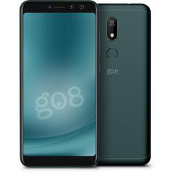 WIKO(ウイコウ) gooのスマホ 「g08」 ディープ・ブリーン 「VIEWPRIME-DEEPBLEEN」 Android 7.1・5.7型 nanoSIM×2 SIMフリースマートフォン