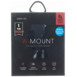 MSソリューションズ WIMOUNT-FC Qiワイヤレス充電器/WiMount [車載用型]