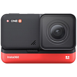 SHENZHENARASHIVISION レンズ交換対応アクションカメラ [Insta360 ONE R 4K版] 4K広角モジュール CINAKGP/C  [4K対応 /防水]