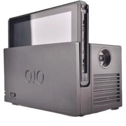 Nintendo Switch用OJO Projector+キャリングケース [G01-TB]