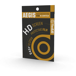 Nintendo Switch用OJO AEGIS保護シート PETシート [SPA-HD]