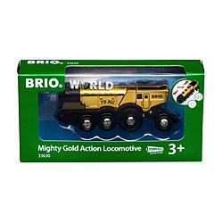 BRIO 33630 マイティーゴールドアクション機関車