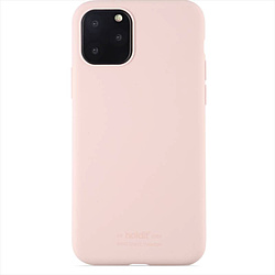 iPhone 11 Pro 5.8インチ ソフトタッチシリコーンケース 14302 BlushPink
