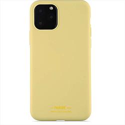 iPhone 11 Pro 5.8インチ ソフトタッチシリコーンケース 14303 Yellow