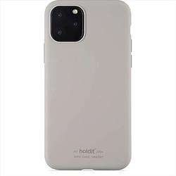 iPhone 11 Pro 5.8インチ ソフトタッチシリコーンケース 14304 Taupe