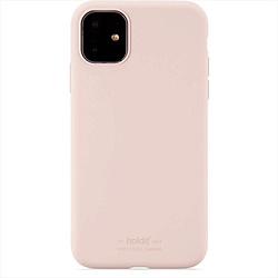 iPhone 11 6.1インチ モデル ソフトタッチシリコーンケース 14307 BlushPink
