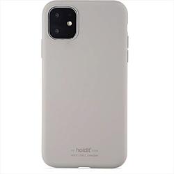 iPhone 11 6.1インチ モデル ソフトタッチシリコーンケース 14309 Taupe