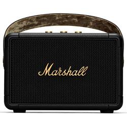 Marshall(マーシャル) ブルートゥース スピーカー  ブラック&ブラス KILBURNII-BLACK-AND-BRASS [Bluetooth対応]