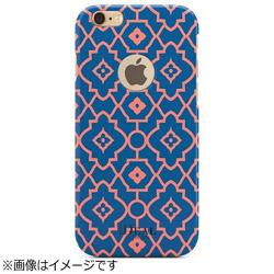 iPhone6/6s (4.7) PEACH ECHO/SNORKEL BLUE IDFC627