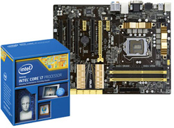 【クリックでお店のこの商品のページへ】【限定特価】 Core i7-4770 BOX品 + Z87-PLUS