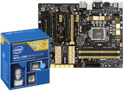 【クリックでお店のこの商品のページへ】【限定特価】 Core i7-4770S BOX品 + Z87-PLUS