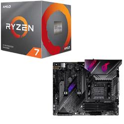 AMD(エーエムディー) Ryzen 7 3800X BOX品 + ROG STRIX X570-E GAMING セット