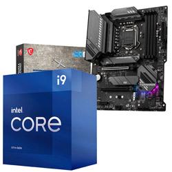 Intel Core i9-11900 + MAGB560TOMAHAWKWI
