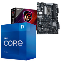 Intel Core i7-11700 + H570PHANTOMGAMING4