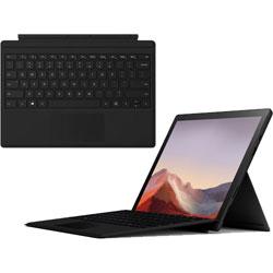 【Surfaceフェア】 Surface Pro7 i5/8/256 Black + Surface Pro TypeCover English