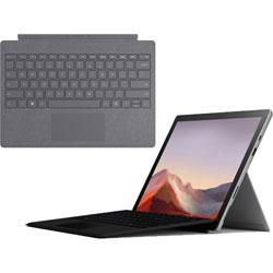 【Surfaceフェア】 Surface Pro7 i5/8/128 Platinum + Surface Pro TypeCover Platinum