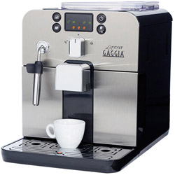 GAGGIA Gaggia(ガジア) エスプレッソマシン 「ガジア ブレラ」 SUP037RG