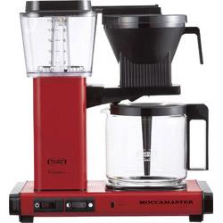 モカマスター コーヒーメーカー レッド MM741AO-RD