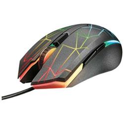 トラスト 【在庫限り】 有線光学式ゲーミングマウス[USB ・Win] GXT 170 Heron RGB Mouse (6ボタン・ブラック) 21813