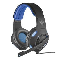 22052 ゲーミングヘッドセット GXT 350 Radius 7.1 Surround Gaming Headset  [USB /両耳 /ヘッドバンドタイプ]