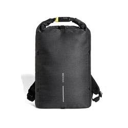 スリを防ぐ多機能リュック「Bobby Urban Lite」ブラック P705.501