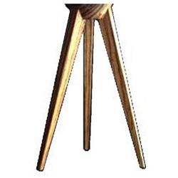 ポータブルLEDライトLucis専用木製三脚スタンド LL75004