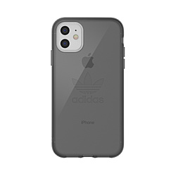 iPhone 11 6.1インチ OR Protective Clear Case Big Logo black 36414